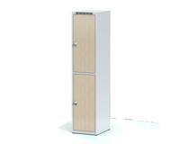 Šatní boxy - lamino dveře D3M 40 1 2 A