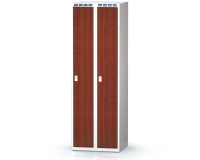 Šatní skříň - lamino dveře AM 30 2 1 S DD AK