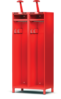 Šatní skříň pro hasiče H1FF 40 1 A