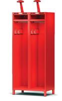 Šatní skříň pro hasiče H1FF 40 2 A