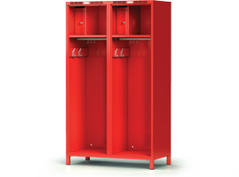 Šatní skříň pro hasiče H1GF 55 1 P