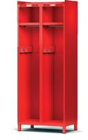Šatní skříň pro hasiče H1OF 40 1 A