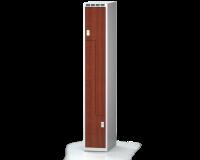 Šatní skříňky - dveře tvaru Z, lamino AM 30 1 Z S DD