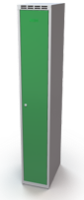 Šatní skříňky - jednoplášťové dveře L1M 30 1 1 S