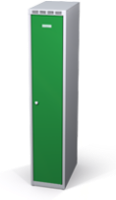 Šatní skříňky snížené - dvouplášťové dveře A1M 30 1 1 S V15