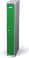 Šatní skříňky snížené - jednoplášťové dveře L1M 25 1 1 S V15