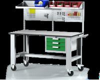 Sestavy pracovních stolů SESTAVA 12