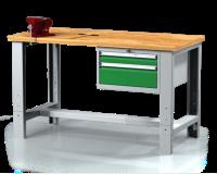 Sestavy pracovních stolů SESTAVA 1