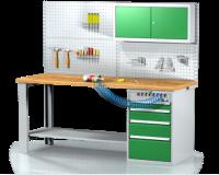 Sestavy pracovních stolů SESTAVA 2