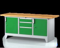 Sestavy pracovních stolů SESTAVA 4
