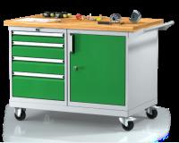 Sestavy pracovních stolů SESTAVA 9