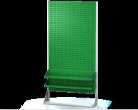 Stacionární systémový stojany DES 102S 40U K06 B