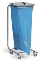 Stojan na odpadkové pytle - ocel MM700153