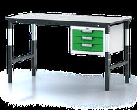 Systémové stoly ALSOR® UNI ALSOR U15 K04
