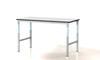 Individuální program pro systémové stoly ALSOR® DPL 150 Z ESD