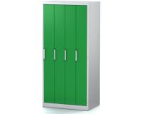Vertikální systémové skříně DSV 92 1 4B
