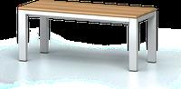 Základní šatní lavice - šířka 2000 mm