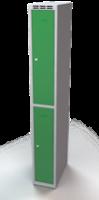 Zesílené šatní boxy - dvouplášťové dveře R3M 25 1 2 A
