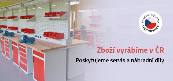 Zboží vyrábíme v ČR. Poskytujeme servis a náhradní díly.
