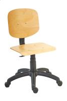 Průmyslové židle 1290 L NOR 6000