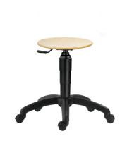 Průmyslové židle - taburety 1290 L TABURET 9000