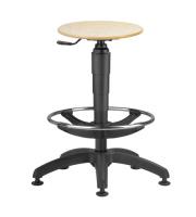 Průmyslové židle - taburety 1290 L TABURET 9059