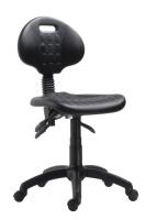 Průmyslové židle 1290 PU ASYN 5000
