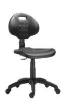 Průmyslové židle 1290 PU MEK 4000