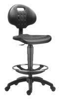 Průmyslové židle 1290 PU NOR 3050