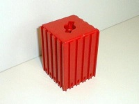 Plastové lůžko CNC nástroje ABS25