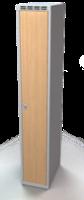 Šatní skříň - lamino dveře AM 30 1 1 S DD