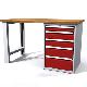 Dílenské stoly ALCERA: doprava a montáž zdarma