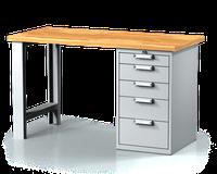 Dílenský stůl jednostranný