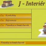 PhDr. Ján Jankura - J-interiér
