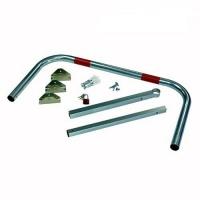 Parkovací zábrana - ocel MM700104