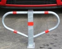 Parkovací zábrana - ocel MM700148