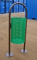 Odpadkový koš - ocel MM700165