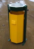 Odpadkový koš - ocel MM700167