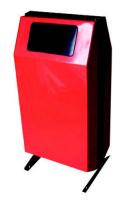 Odpadkový koš - ocel MM700183