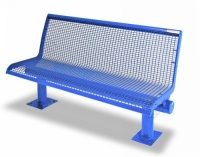 Parková lavička - ocel MM700221
