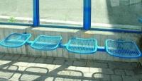 Parková lavička - ocel MM700225