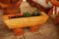 Květináč - dřevo MM700246