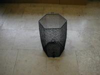Odpadkový koš - ocel MM700249