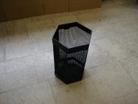 Odpadkový koš - ocel MM700250