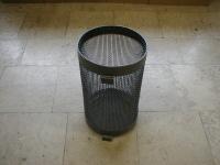 Odpadkový koš - ocel MM700251