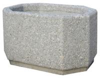Květináč - beton MM800006