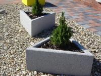Květináč - beton MM800014