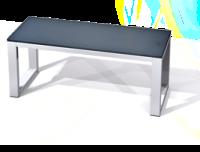Lavice šatnová - lamino deska SLF 100 A S