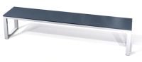 Lavice šatnová - lamino deska SLF 200 A S