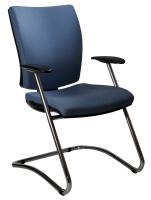 Čalouněná konferenční židle SN100157